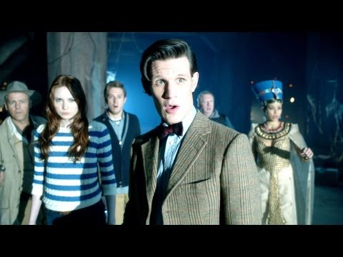 What is that noise? - Doctor Who - Dinosaurs on a Spaceship - BBC