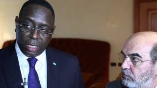 Macky Sall | La FAO un partenaire privilégié