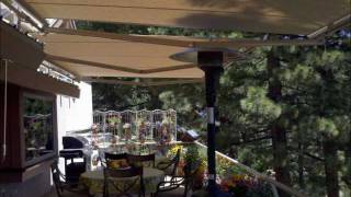 Incline Village Patio Awnings