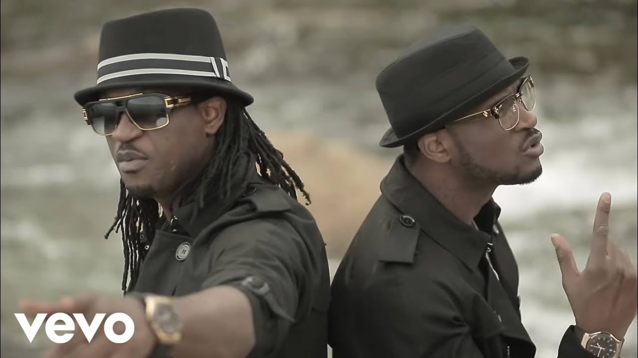 PSquare - Bring it On [Official Video]