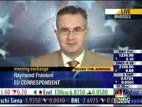 EU-US Transatlantic airlines talks covered on CNBC Europe