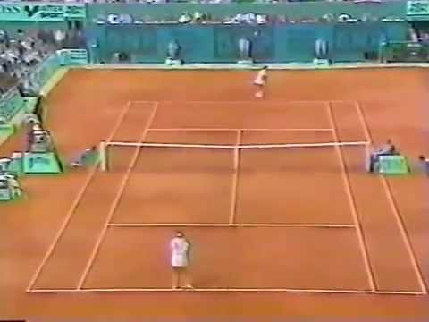 french open 1992.