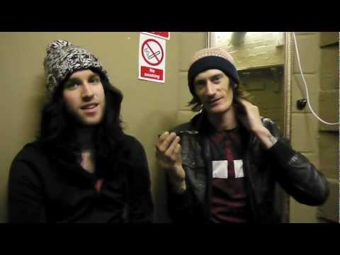 LostAlone interview. Very touching. Steven Battelle, Alan Williamson, Mark Gibson St Pauls Lifestyle