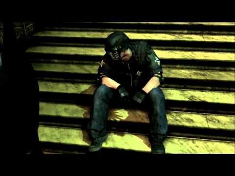 Прохождение игры batman Arkham Asylum часть 10