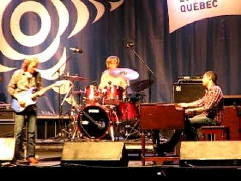 0 Matt Schofield Trio @ Montreal Jazz Festival 2010