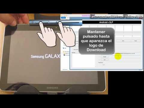 Hacerse ROOT en una Samsung Galaxy Tab 10.1 GT-P7510 y no morir en el intento