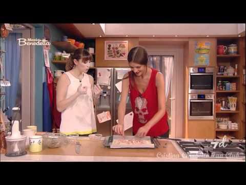 Cristina Chiabotto – I Menu di Benedetta (16.04.12) – II parte