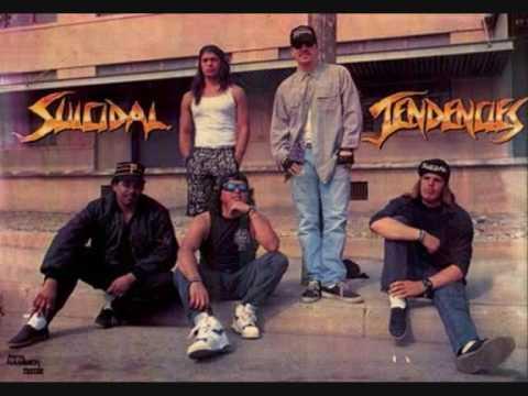 Suicidal Tendencies Alone Live At Agora Ballroom 1992
