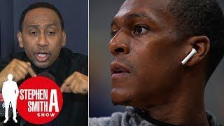 Stephen A.: Rondo should have handled comments towards me differently | Stephen A. Smith Show