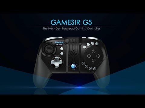 GameSir G5: Re-Defining Gaming Controllers