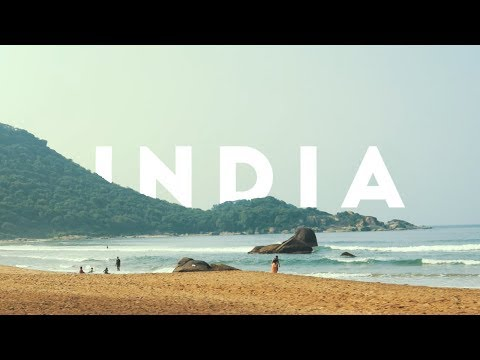INDIA - Goa & Mumbai 2018 Travel 4K Video Diaries