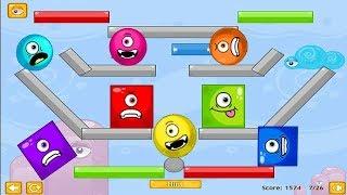 Juegos Para Niños Pequeños - Cyclop Physics - Videos Para Niños