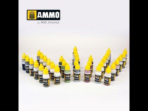 Ammo: Ammo By Mig Jimenez : Paint Range : Product Review