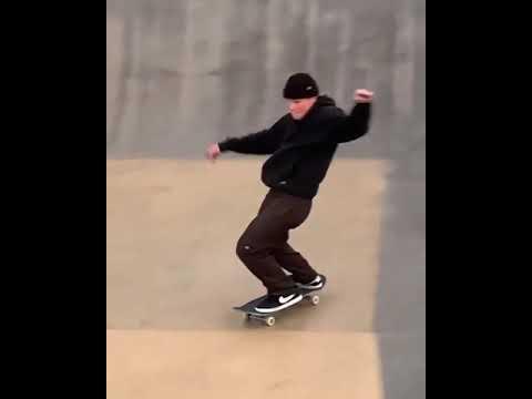 Some heavy park footy from @kieranwoolley_ #shralpin | Shralpin Skateboarding