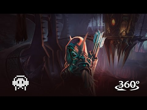 Video Games Live | 360° Video | WOW: Lament Of The Highborne