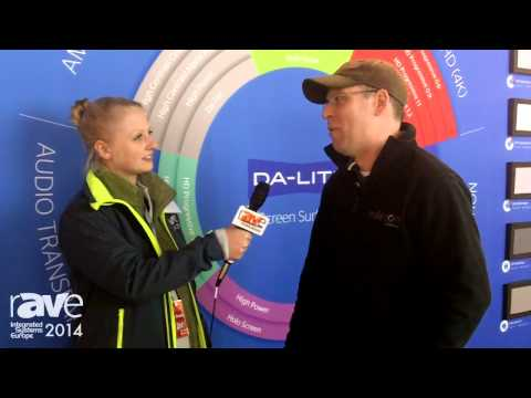 ISE 2014: Katie Speaks with David of Da-Lite