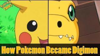 Pokemon Theory: How Pokemon Slowly Became Digimon Every Generation