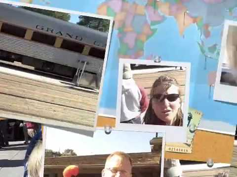 Grand Canyon Railway Scenic Tour