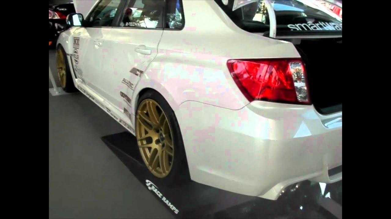 DUBSandTIRES.com 2010 Subaru WRX STI Review 20 inch ...