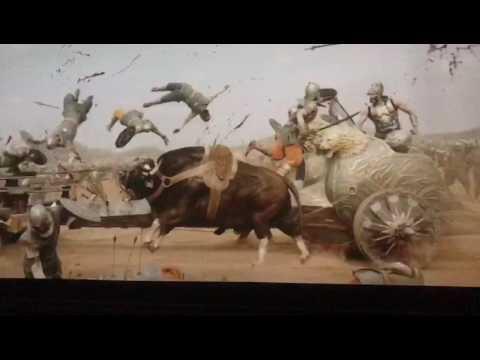 Bahubali 2 The Conclusionl climax fight  raana leaked video Prabhas | Anushka | 2017 thumbnail