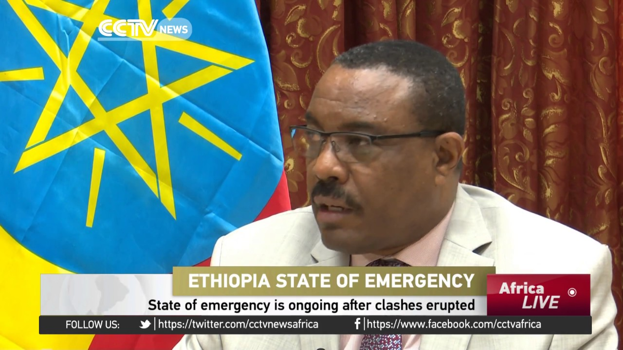 Ethiopian PM says state of emergency was warranted
