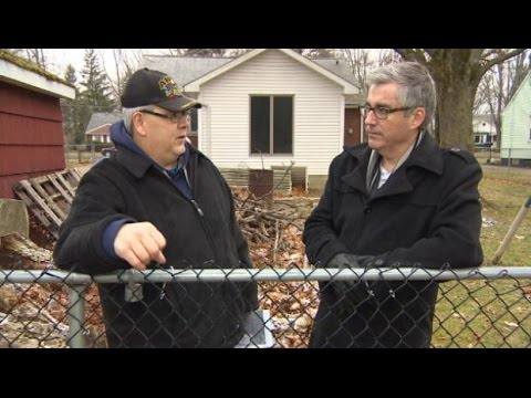 Toxic waste from Love Canal coming to Canada