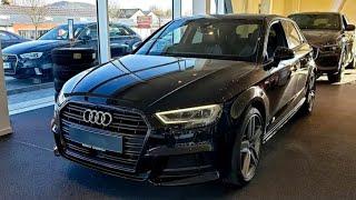 2019 Audi A3 Sportback sport 35 TDI S tronic | -[Audi.view]-