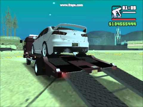 Gta san andreas car mods tuning kits part i gta san andreas car mods