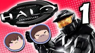 Halo Combat Evolved: Birthday Massacre - PART 1 - Grumpcade