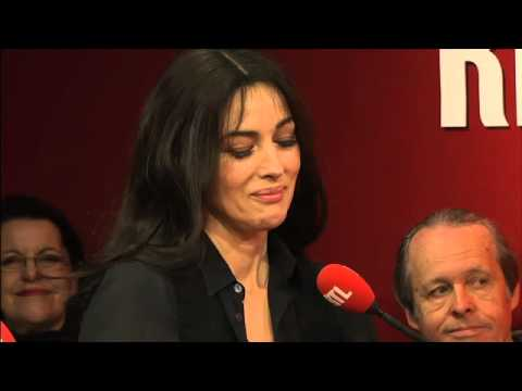 Monica Bellucci & Ivry Gitlis : L'invit du jour du 05/04/2013 dans A La Bonne Heure