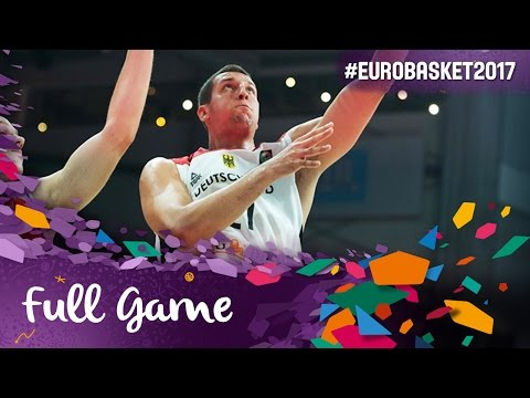 Netherlands v Germany - Live Stream - FIBA EuroBasket 2017 Qualifiers