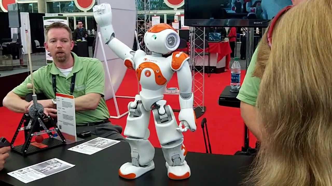 Robot Humanoide 2012 Robot Humanoide Nao no