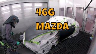 Mazda 46G Machine Gray options