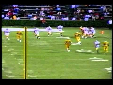 Stevie Baggs College Football Highlights