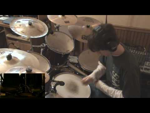 Trapt - Lost Realist (Drum Cover) #1