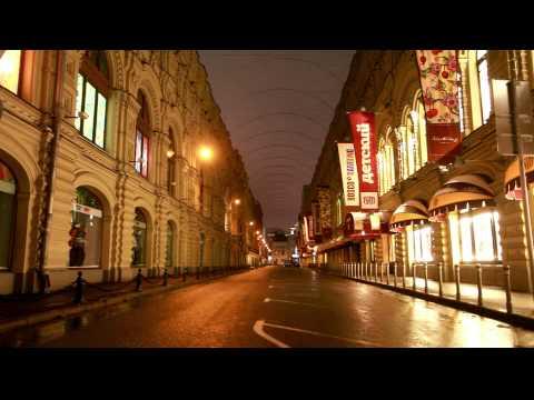 Москва 1 января 2013 ранним утром