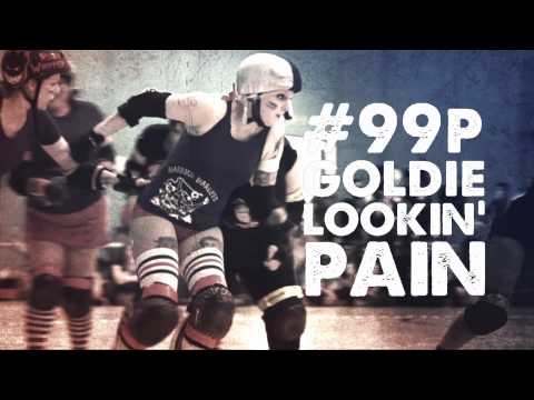 Bristol Roller Derby: Painspotting