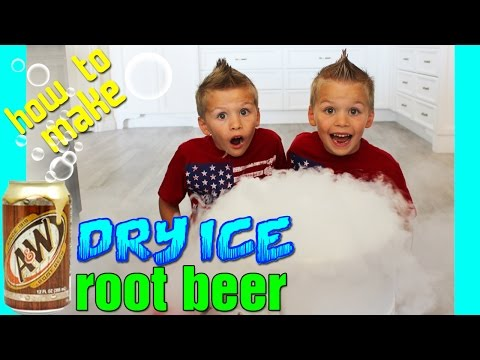 Kid Size Cooking: Homemade ROOT BEER