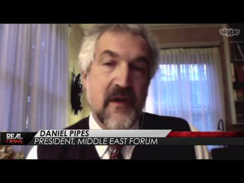 Video: Islamophobe Daniel Pipes Says Back Assad to Keep Syrians Killing Each Other