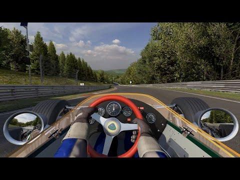 The Nürburgring: Dave Kaemmer talks Grand Prix Legends and iRacing