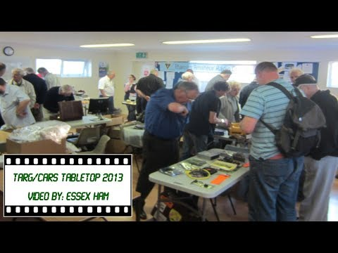 TARG and CARS Amateur Radio Tabletop Sale 2013