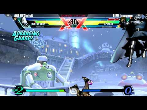 Ultimate Marvel vs Capcom 3 Semis - Next Level Battle Circuit #18 Part 5