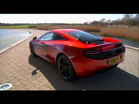 Inside the McLaren Technology Centre - DRIVEN