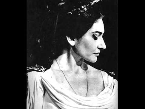Norma final maria callas youtube - Callas casta diva ...