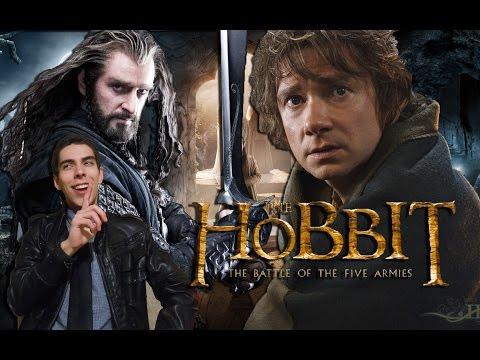 Crítica / Review: El Hobbit La batalla de los Cinco Ejércitos