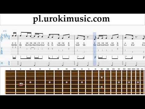 Nauka Gry Na Gitarze Luis Fonsi, Stefflon Don - Calypso Nuty Poradnik Um-ih463