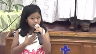 I'm trying to be like Jesus - Catherine Vania Purba