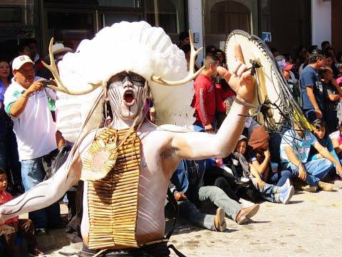 Décimo Segundo Encuentro de Danzas, San Luis de la Paz