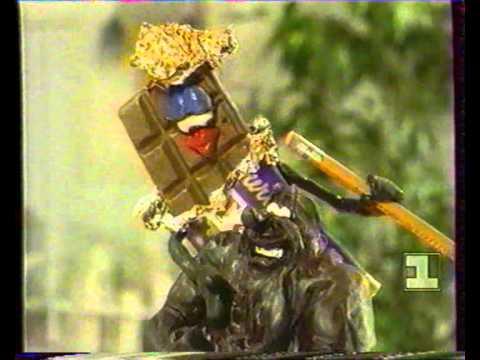 Рекламка Vimto и Frut'n'Nuts (1994)