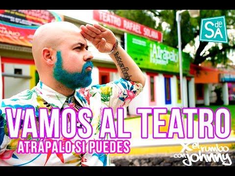 Atrápalo si puedes esta en #XelRumbo con Johnny Carmona en Servicio De Agencia
